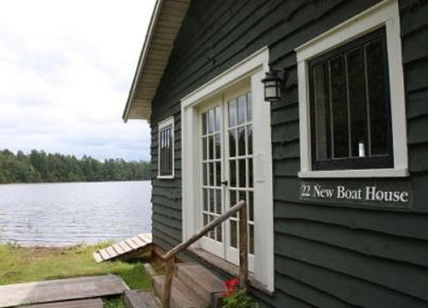 New Boat House